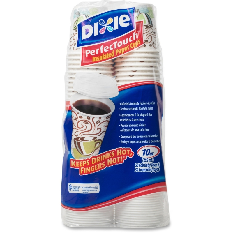 Dixie Foods Perfect Touch Cups Combo Pack 5310COMBO6CT DXE5310COMBO6CT