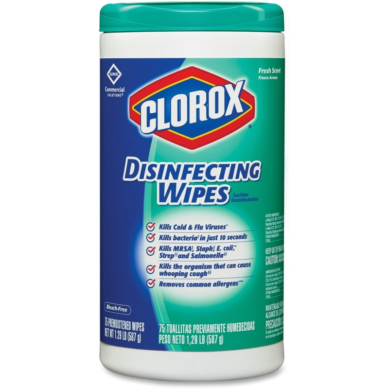 Clorox Bleach Free Disinfecting Wipes 01656 CLO01656