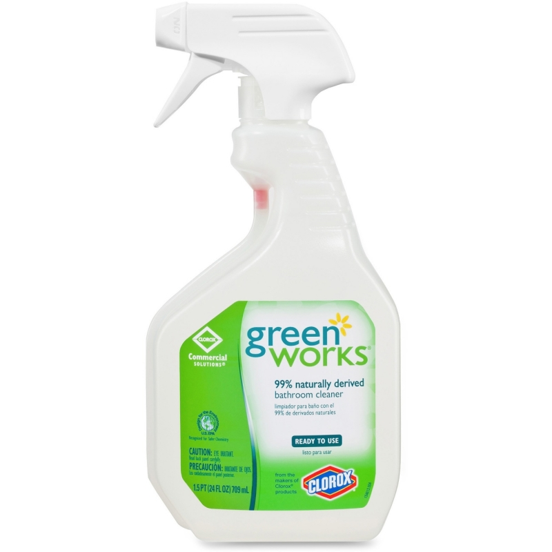 Green Works Bathroom Cleaner 00452CT CLO00452CT
