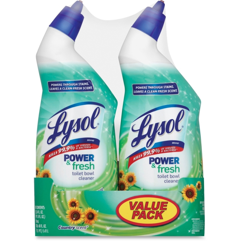Lysol Power & Fresh Toilet Cleaner 82890 RAC82890