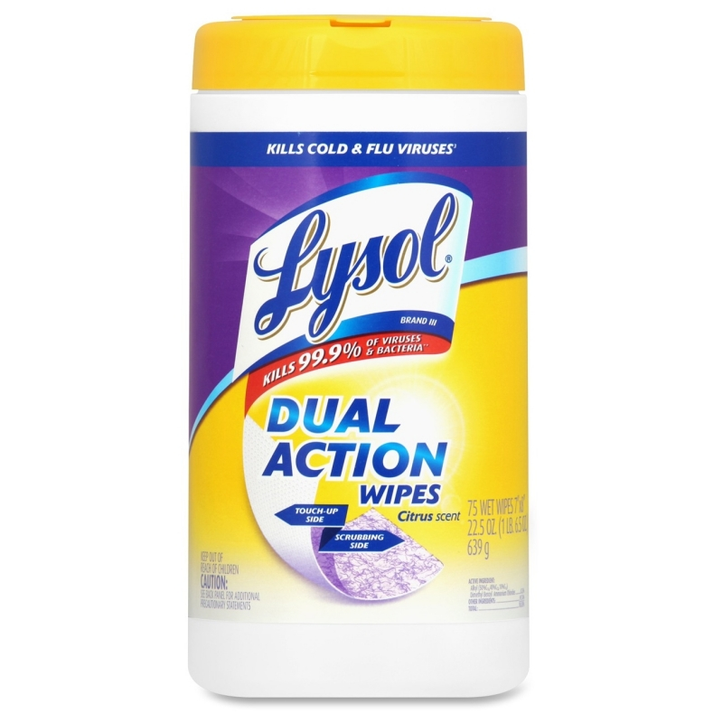Lysol Disinfecting Wipes 81700CT RAC81700CT