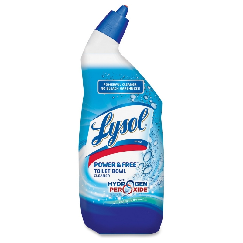 Lysol Power & Free Toilet Bowl Cleaner 85020CT RAC85020CT
