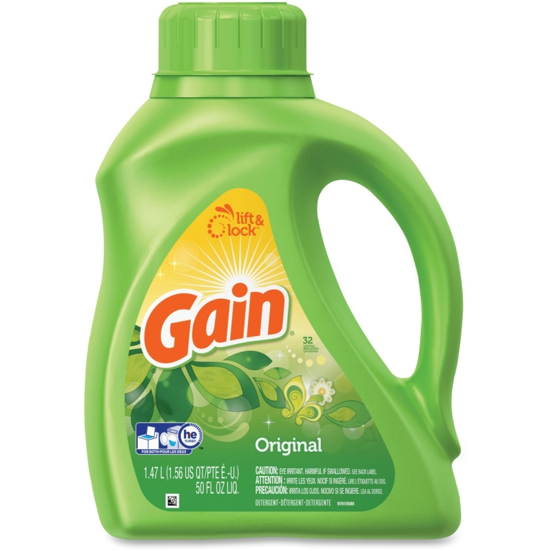 Gain Liquid Laundry Detergent 12784 PGC12784