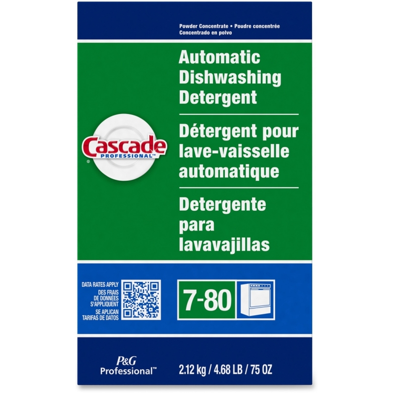 Cascade Powder Dishwasher Detergent 59535 PGC59535