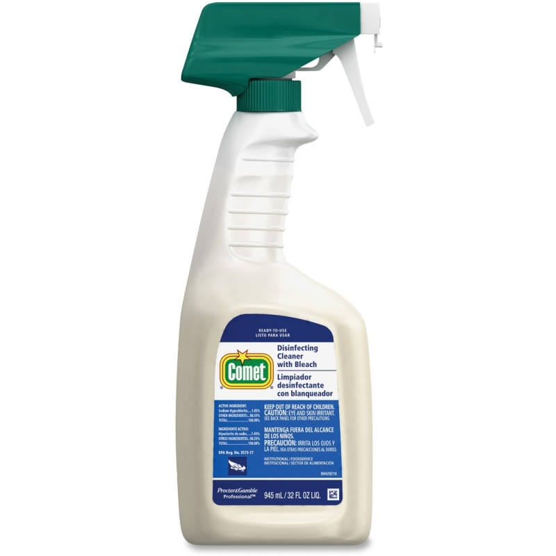 Comet Disinfecting Cleaner w/Bleach 30314 PGC30314