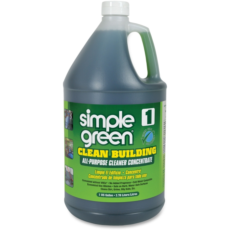 Simple Green Clean Building All-Purpose Cleaner Concentrate 11001CT SMP11001CT