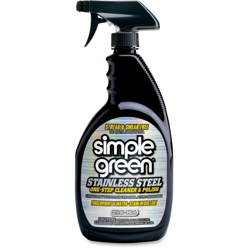 Simple Green Stainless Steel One-Step Cleaner & Polish 18300CT SMP18300CT
