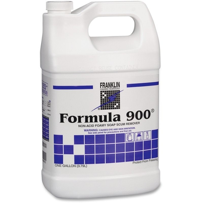 Franklin Chemical Cleaning Formula 900 Soap Scum Remover 967022 FRK967022