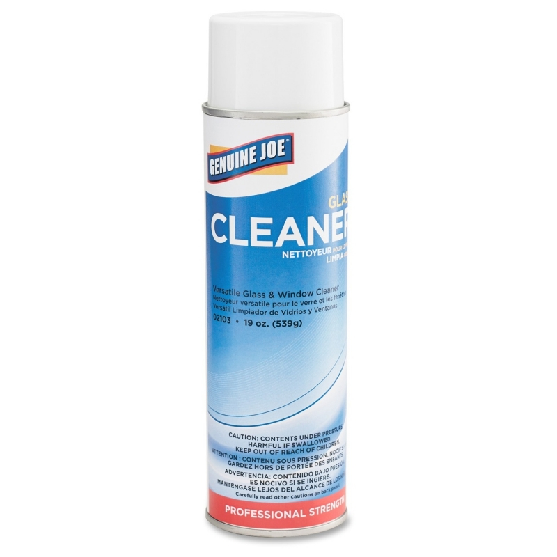 Genuine Joe Glass Cleaner 02103CT GJO02103CT