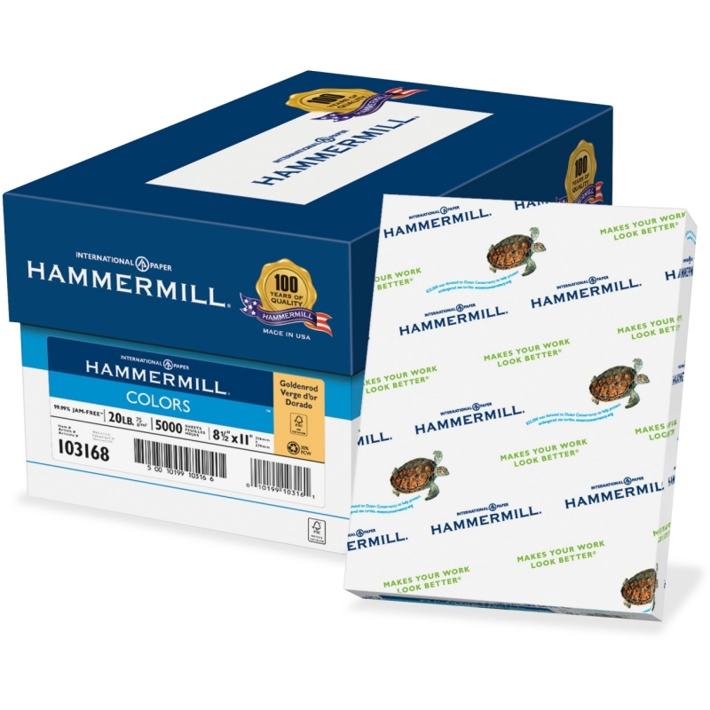 Hammermill Recycled Colored Paper 102160 HAM102160