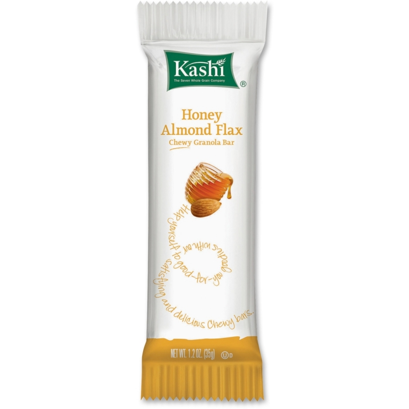 Kashi Honey Almond Flax Chewy Granola Bar 37950 KEB37950