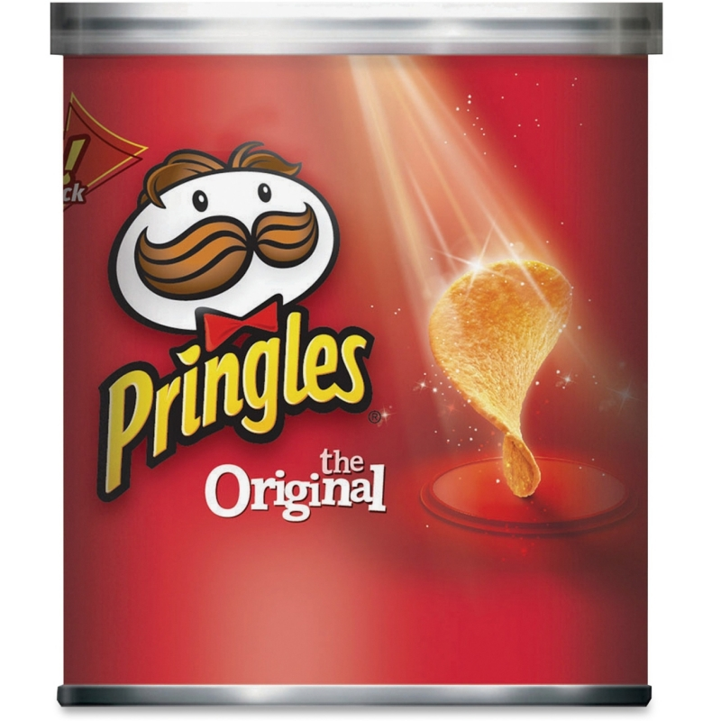 Pringles Grab/Go Original Potato Crisps 84714 KEB84714