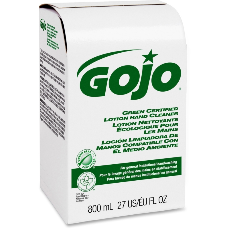 Gojo Green Certified Lotion Hand Cleaner 916512CT GOJ916512CT