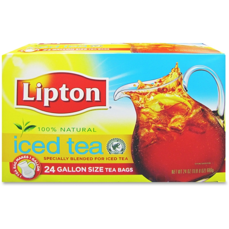Lipton Unsweetened Smooth Blend Tea 00283 LIP00283