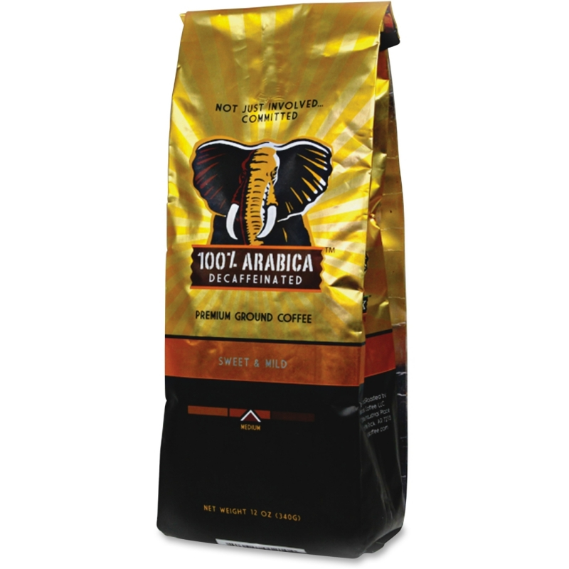 Westrock 100% Arabica Decaffeinated Ground Coffee DCF12GR WCCDCF12GR