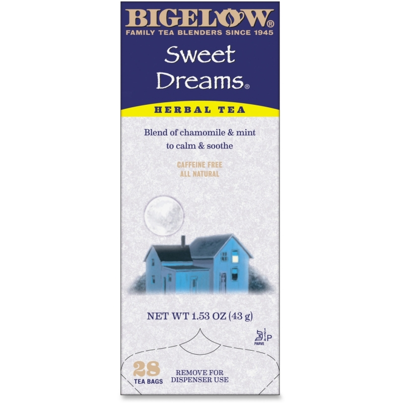 Bigelow Sweet Dreams Herbal Tea 10396 BTC10396