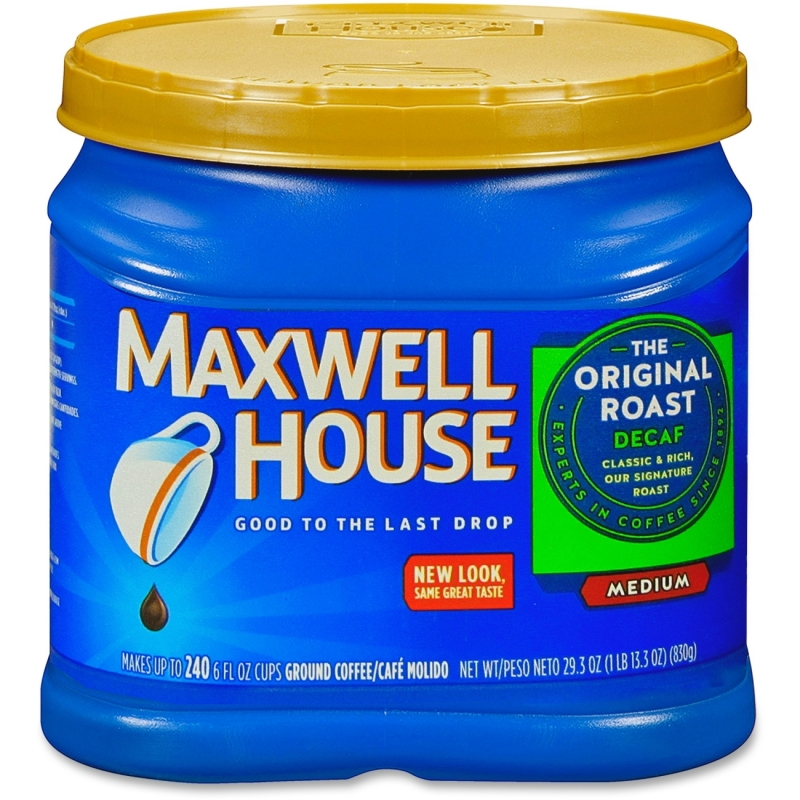 Maxwell House Coffee 04658 KRF04658