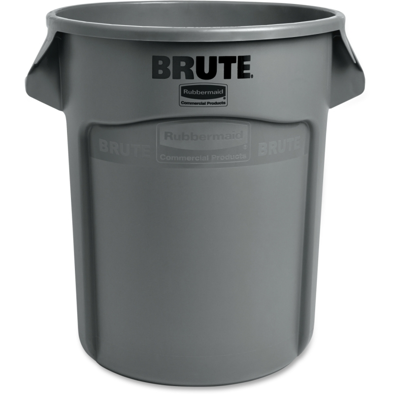 Rubbermaid Brute Round 20-gal Container 262000GY RCP262000GY
