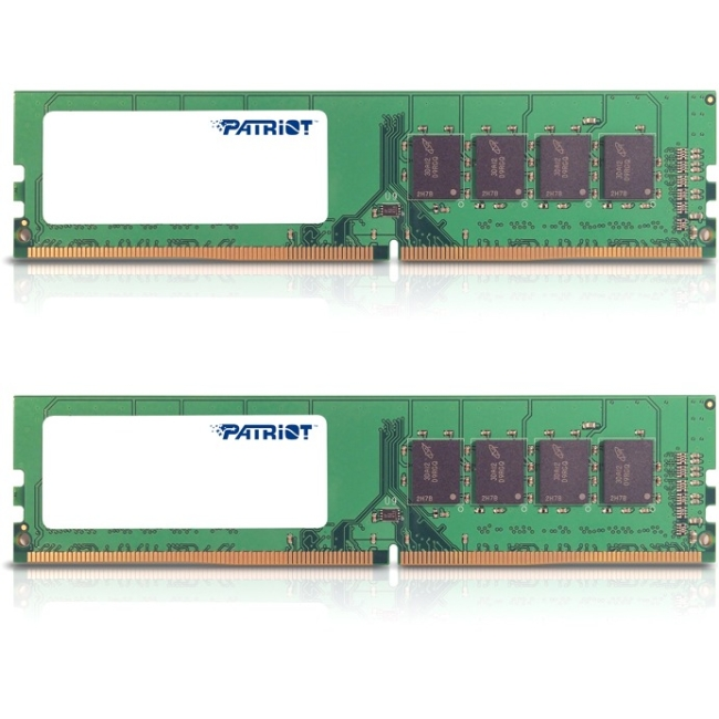 Patriot Memory Signature Line 8GB 2133MHz DIMM Kit PSD48G2133K