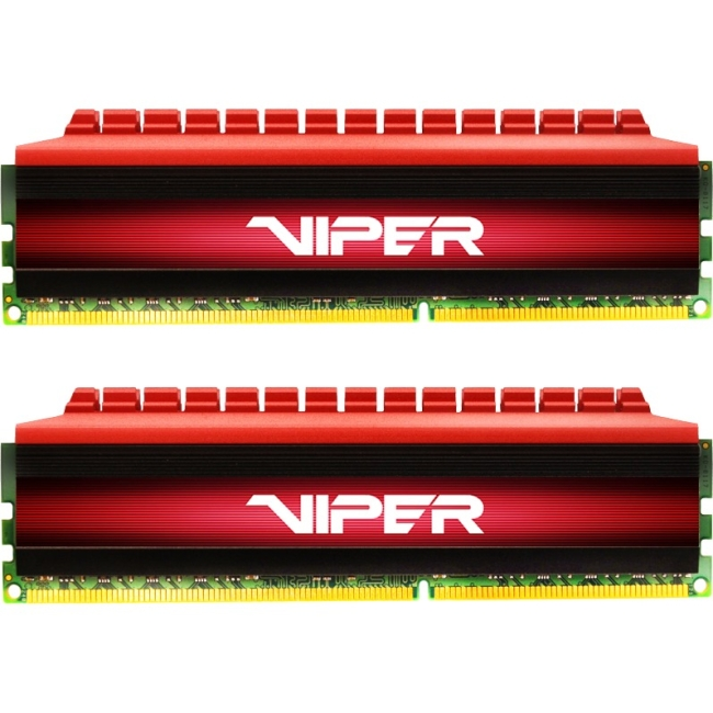 Patriot Memory Viper 4 Series DDR4 8GB (2 x 4GB) 2666MHz Kit PV48G266C5K