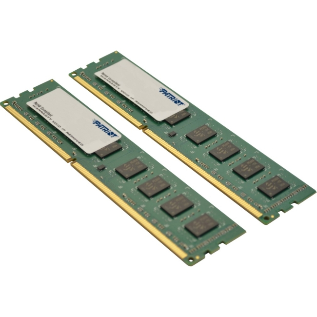 Patriot Memory Signature Line 8GB (2 x 4GB) DDR3L PC3-12800 (1600MHz) CL11 DIMM Kit PSD38G1600LK