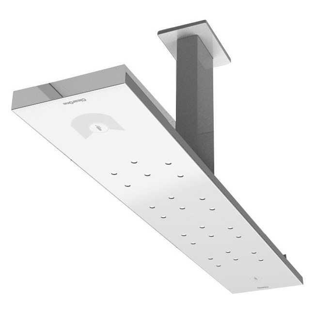 "ClearOne Ceiling Mounting Kit with 24"" spanner for Beamforming Microphone Array 910-001-005-24-B"