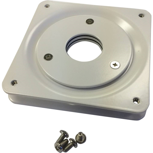 MacLocks VESA Swivel Plate Mount - Rotating Wall Mount or Counter Top Plate VRP-W