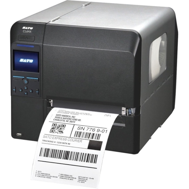 Sato CLNX Series | High-Performance Thermal Printer WWCL91381 CL612NX