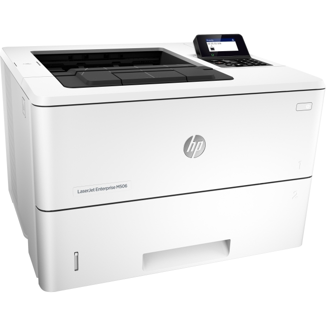 HP LaserJet Enterprise Laser Printer F2A69A#201 M506DN