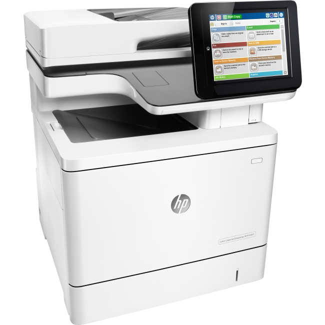 HP Color LaserJet Enterprise Flow MFP B5L48A#BGJ M577z