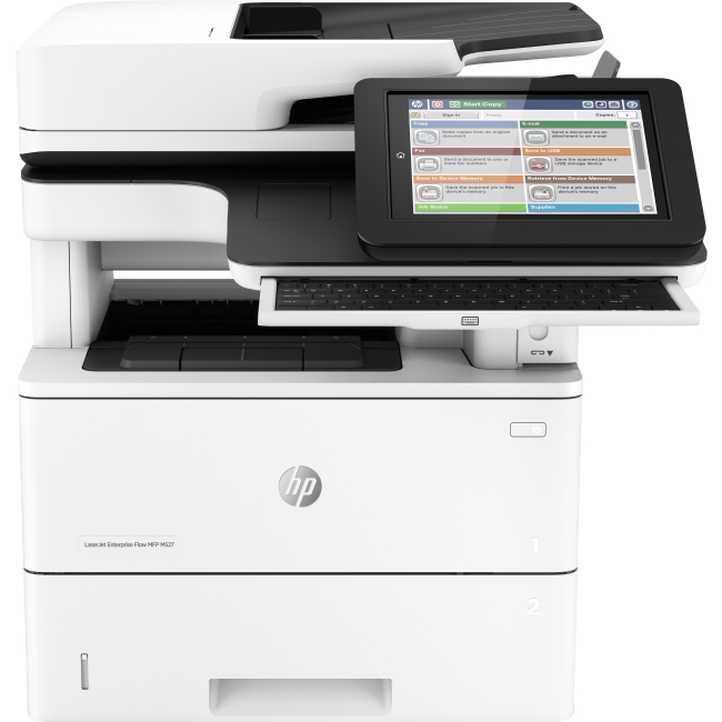 HP LaserJet Enterprise Laser Multifunction Printer F2A81A#201 M527c