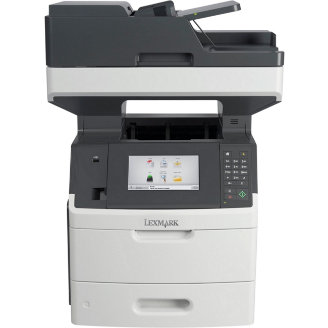 Lexmark Multifunction Laser Printer 24TT812 MX710DE