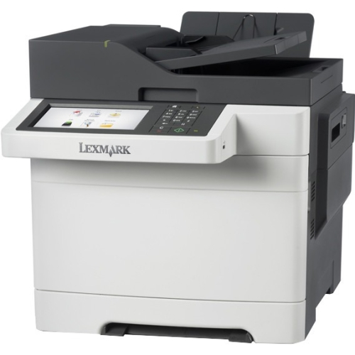 Lexmark Color Laser Multifunction Printer Government Compliant CAC Enabled 28ET650 CX510DE