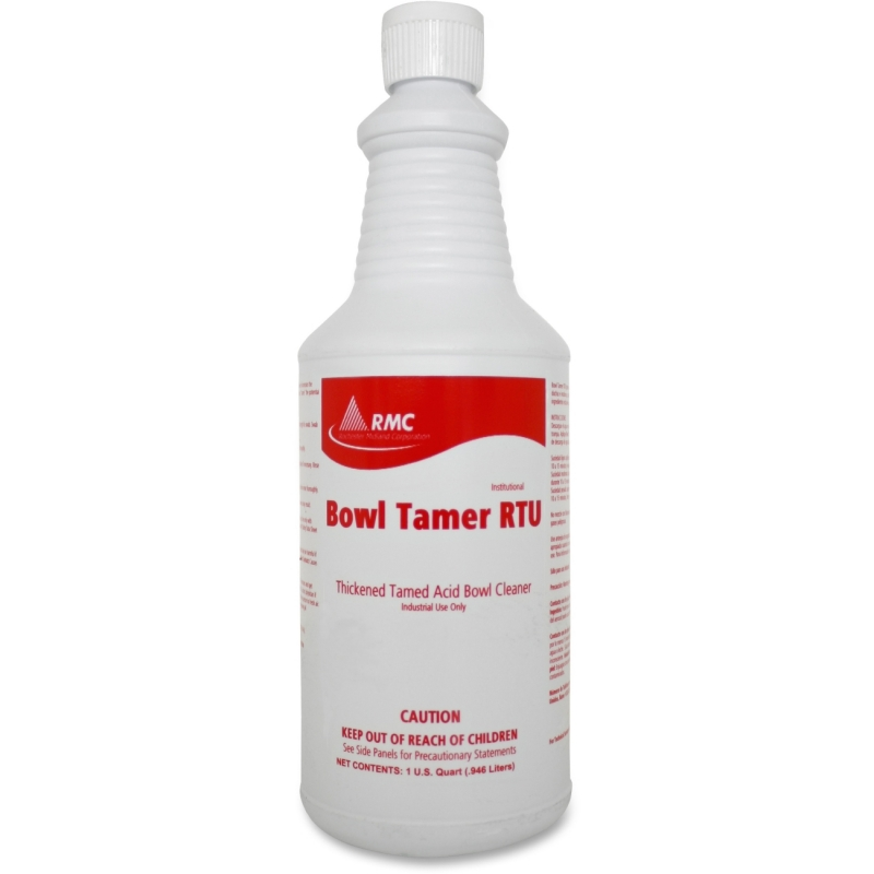 RMC Bowl Tamer Toilet Bowl Cleaner 11811215 RCM11811215