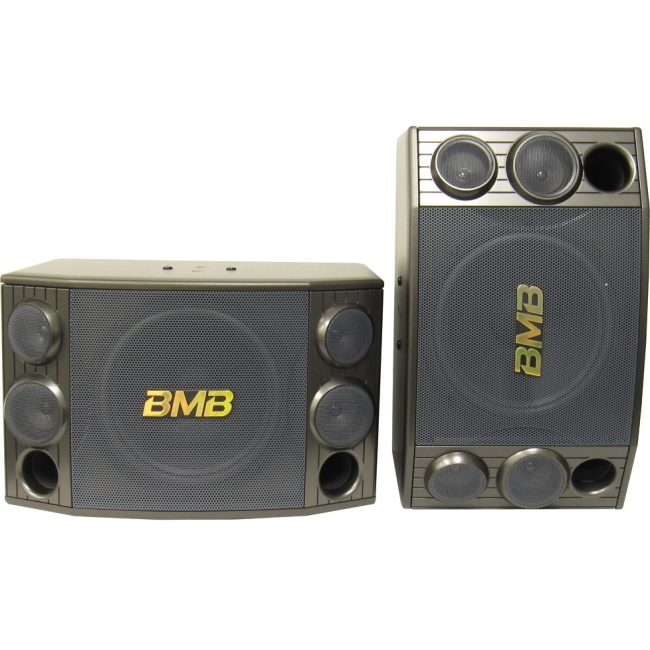 "BMB International Corp 12"" 1,200W 3-Way Speaker (Pair) CSD-2000"
