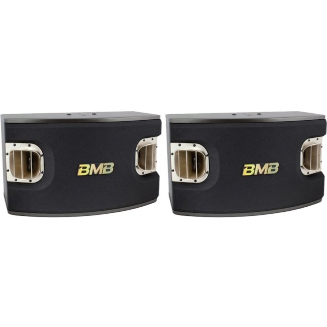 "BMB International Corp 1200W 12"" 3-Way Bass Reflex Speakers (Pair) CSV-900"