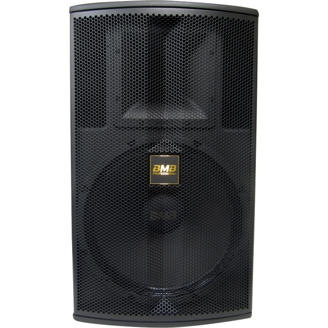 "BMB International Corp 2,400W 15"" High Power Professional Speaker System (Single) CSP-6000"