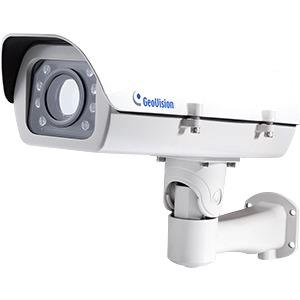 GeoVision 1 MP 10x Zoom B/W Network Camera GV-LPC1200