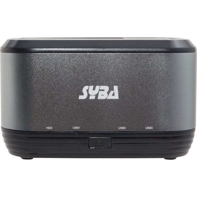SYBA Multimedia USB 3.0 SATA Hard Drive Docking Station SY-ENC50082