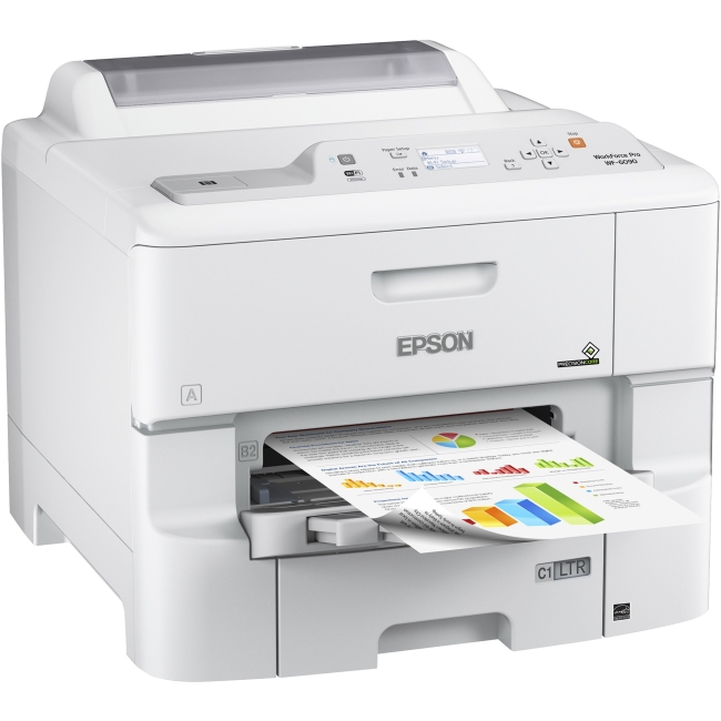 Epson WorkForce Pro Printer with PCL/PostScript C11CD47201 WF-6090