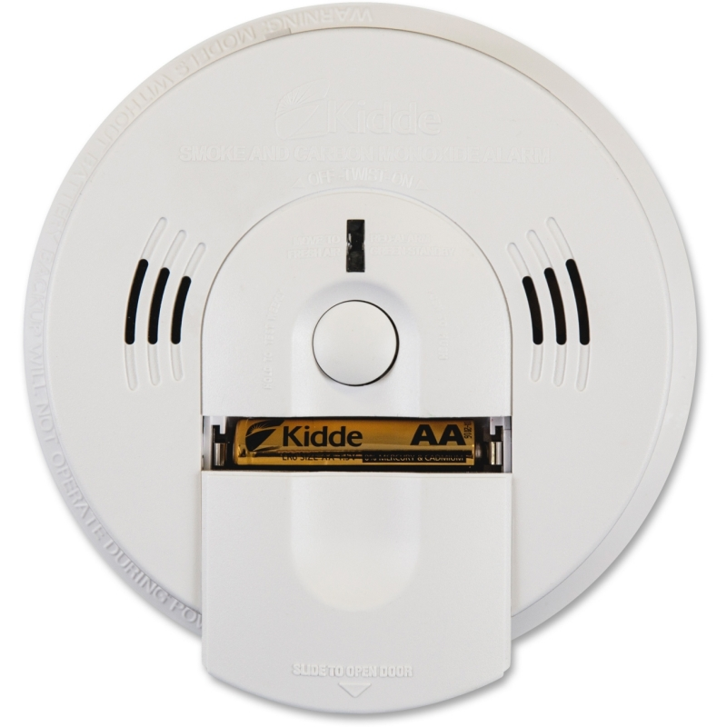 Kidde Battery Operated Combination Smoke & Carbon Monoxide Alarm 9000102A KID9000102A KN-COSM-BA