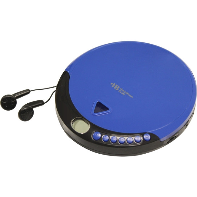 Hamilton Buhl Portable Compact Disc Player HACX-114