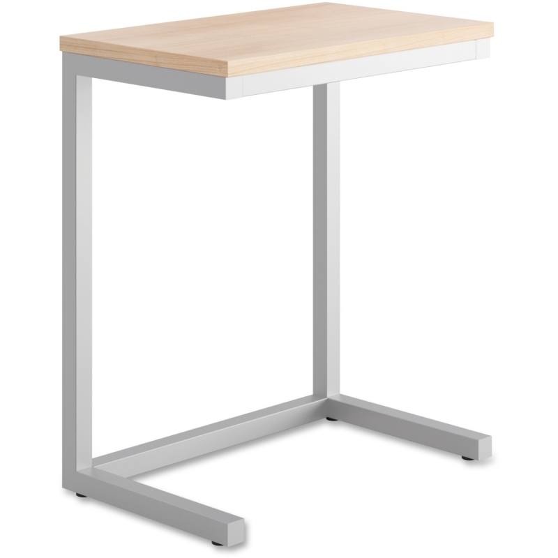 Basyx by HON Cantilever Occaional Table HML8858WH BSXHML8858WH