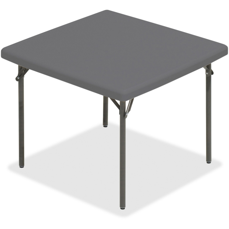 Iceberg IndestrucTable TOO Square Folding Table 65277 ICE65277