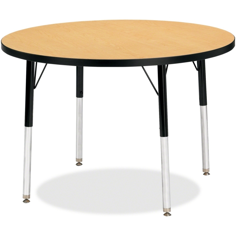 Berries Elementary Height Color Top Round Table 6488JCE210 JNT6488JCE210