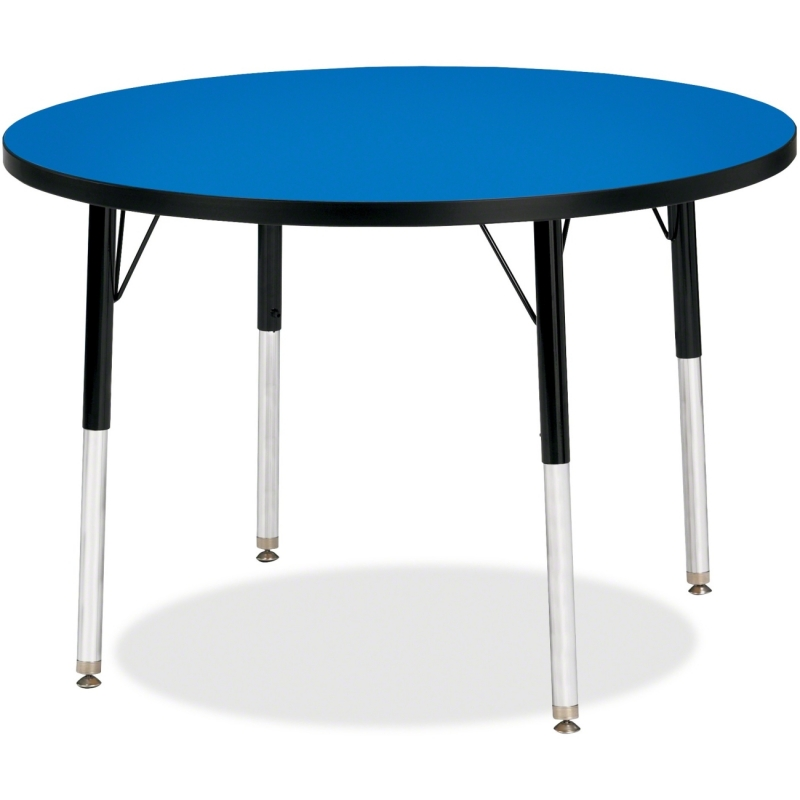 Berries Elementary Height Color Top Round Table 6488JCE183 JNT6488JCE183