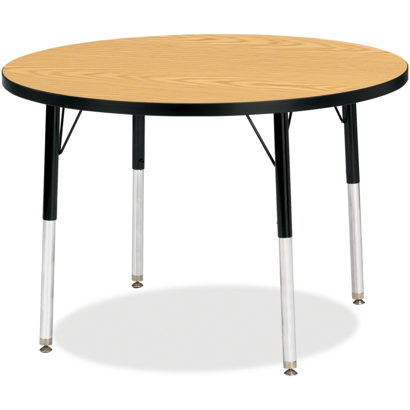 Berries Adult Height Color Top Round Table 6488JCA210 JNT6488JCA210