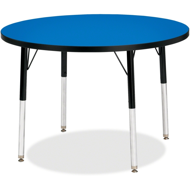 Berries Adult Height Color Top Round Table 6488JCA183 JNT6488JCA183