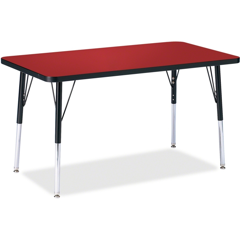 Berries Adult Height Color Top Rectangle Table 6478JCA188 JNT6478JCA188