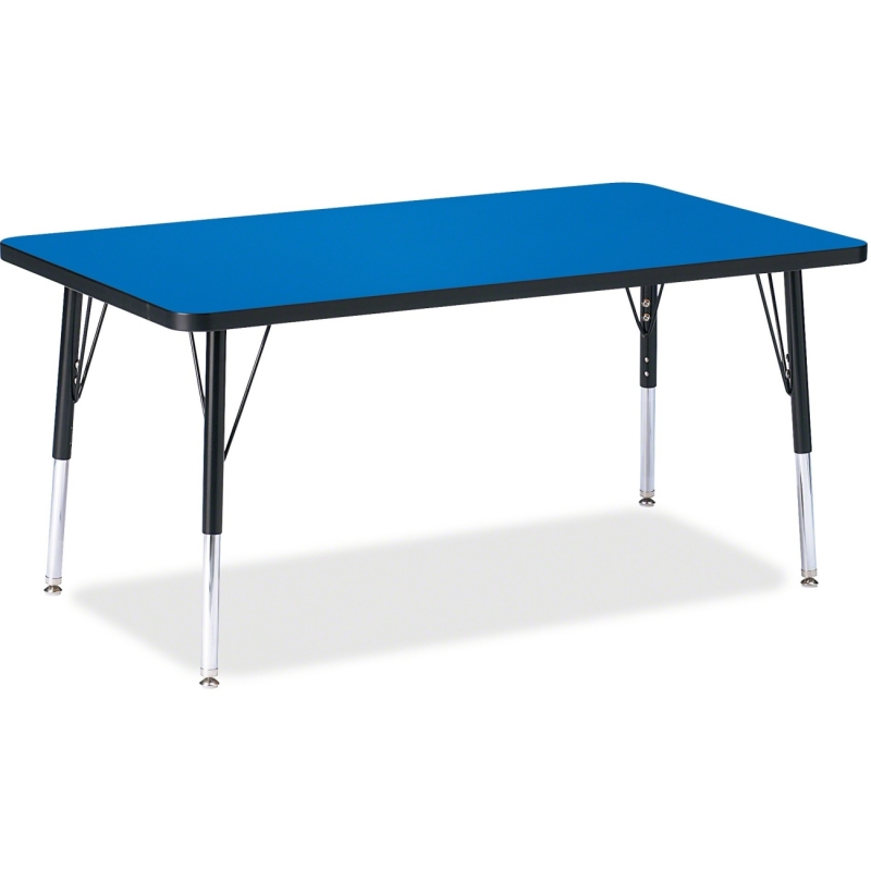 Berries Elementary Height Color Top Rectangle Table 6473JCE183 JNT6473JCE183